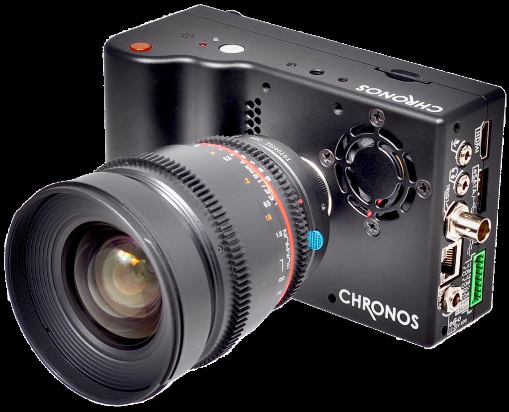 Vysokorychlostní kamera Chronos-2.1