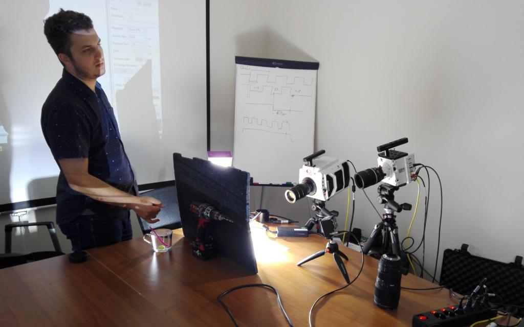 W-Technik vysokorychlostni kamery INDIVIDUÁLNÍ KURZ DLE POTŘEB ZÁKAZNÍKA