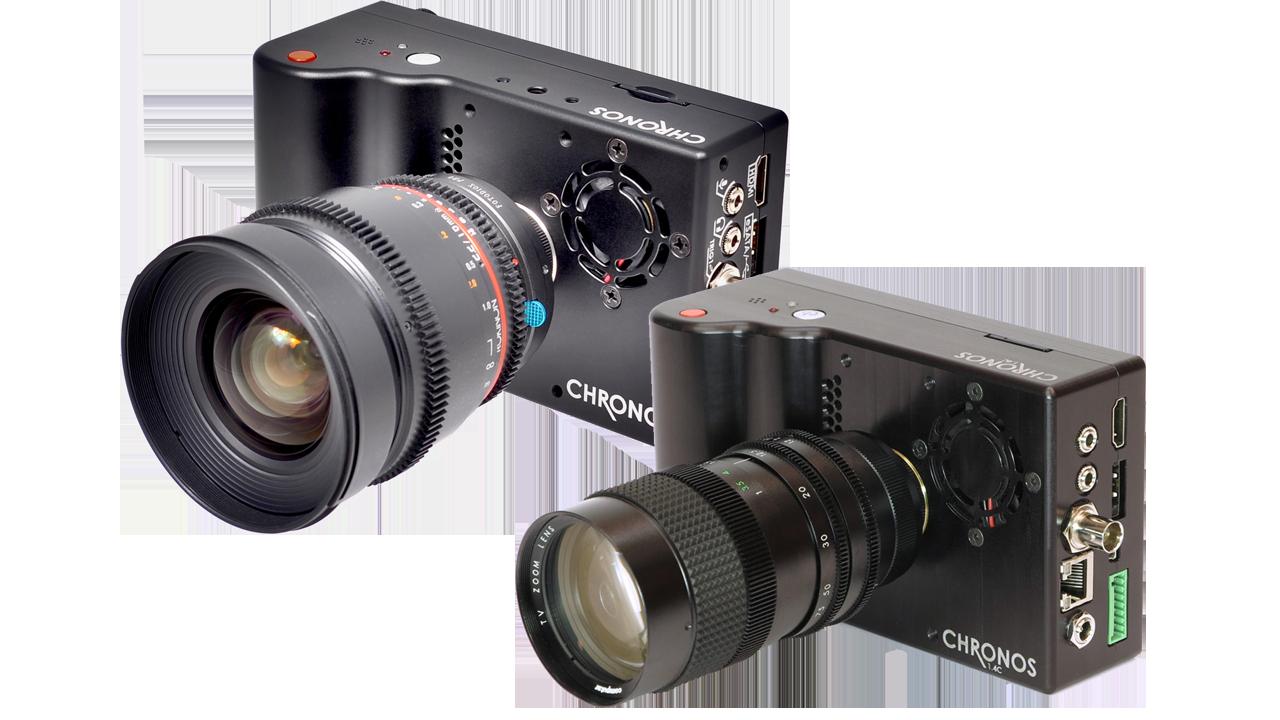 W-Technika KronTechnologies chronos kamery