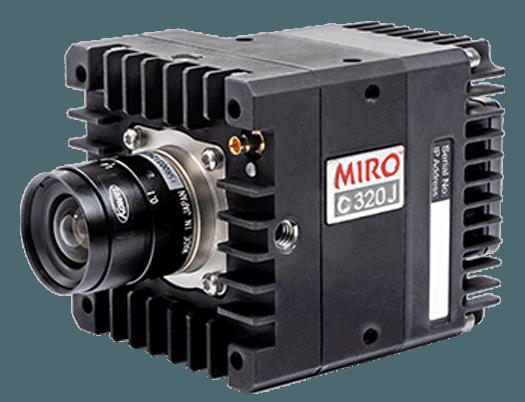 Vysokorychlostní kamery Phantom C210J