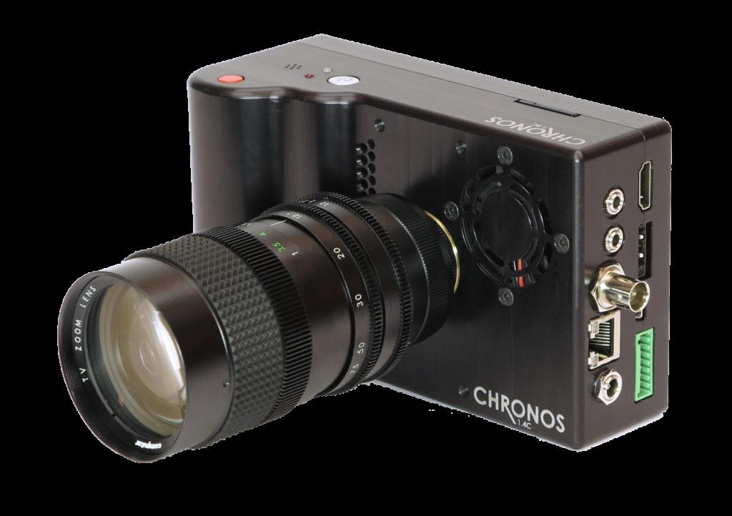 Vysokorychlostní kamery Chronos 1.4