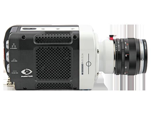 Vysokorychlostní kamery Phantom Miro