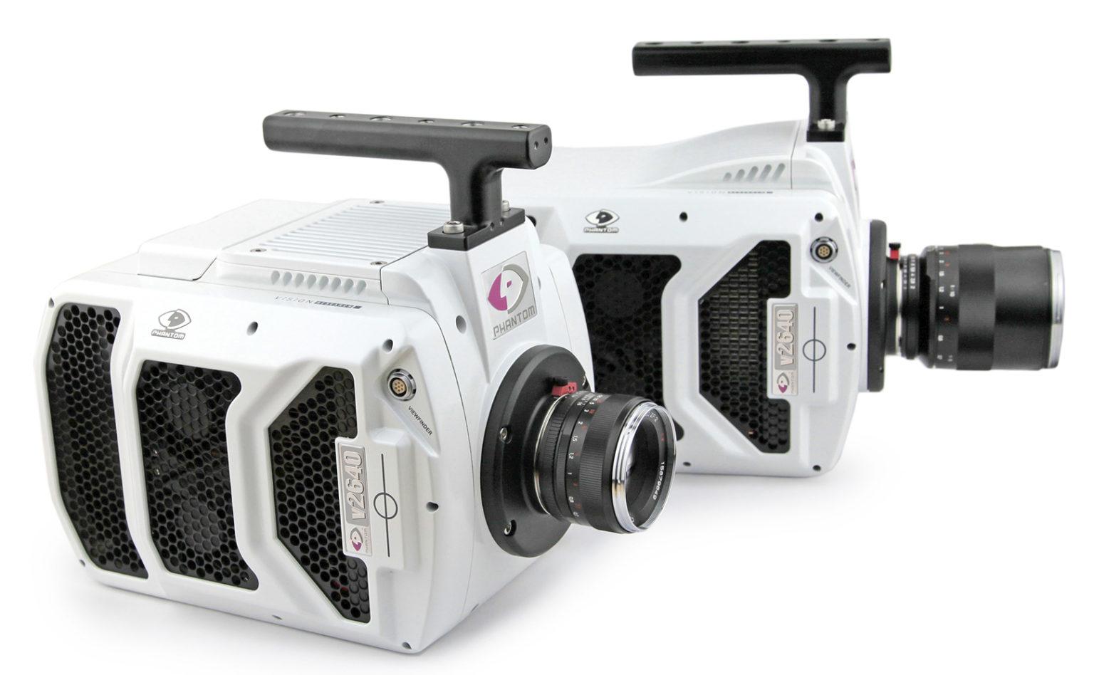 Vysokorychlostní kamery Vision Research v1840