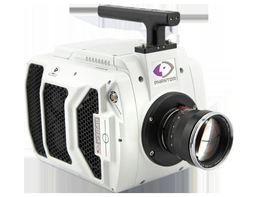 Vysokorychlostní kamery Phantom v1840