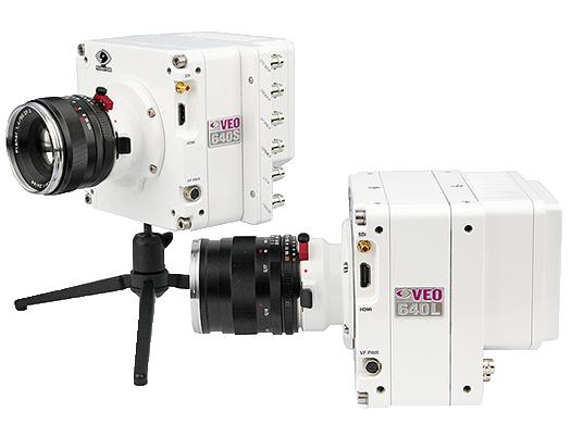 Vysokorychlostní kamery Phantom veo 640