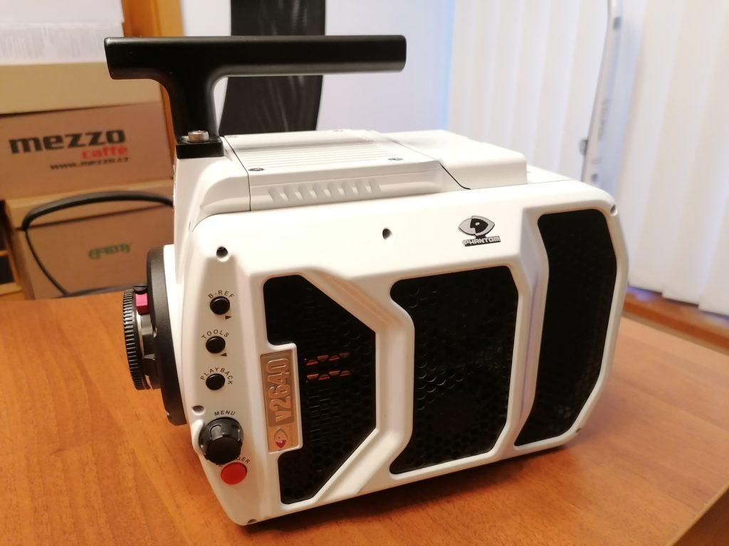 vysokorychlostni kamery w-technika zapujceni kamer sluzby